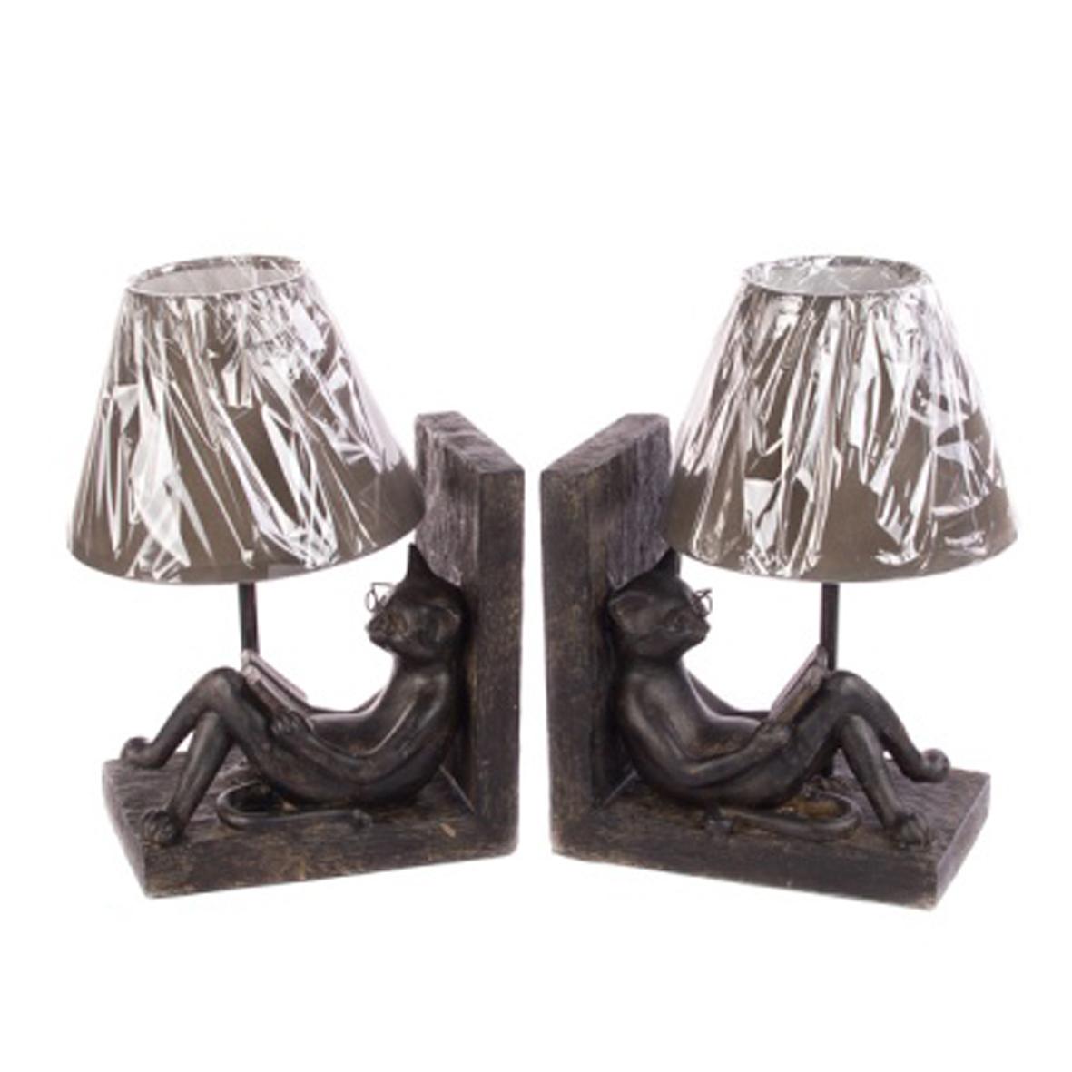 Набор настольных ламп-кногидержатели
