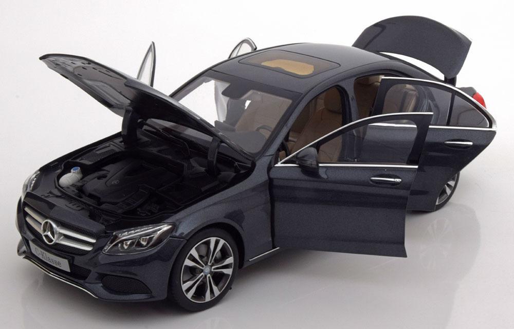 Коллекционная модель Mercedes-Benz S205 C-Class 2014