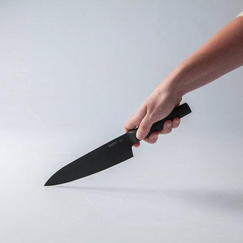 Нож поварской 19см