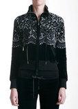 Куртка из хлопка и шелка VDP