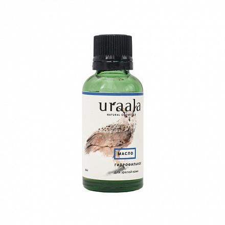 Масло гидрофильное, для зрелой кожи URA'ALA, 30 мл