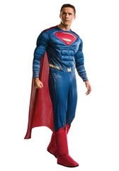 Супермен костюм с мускулами — Superman Costume