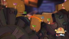 Worms Battlegrounds (PS4, английская версия)