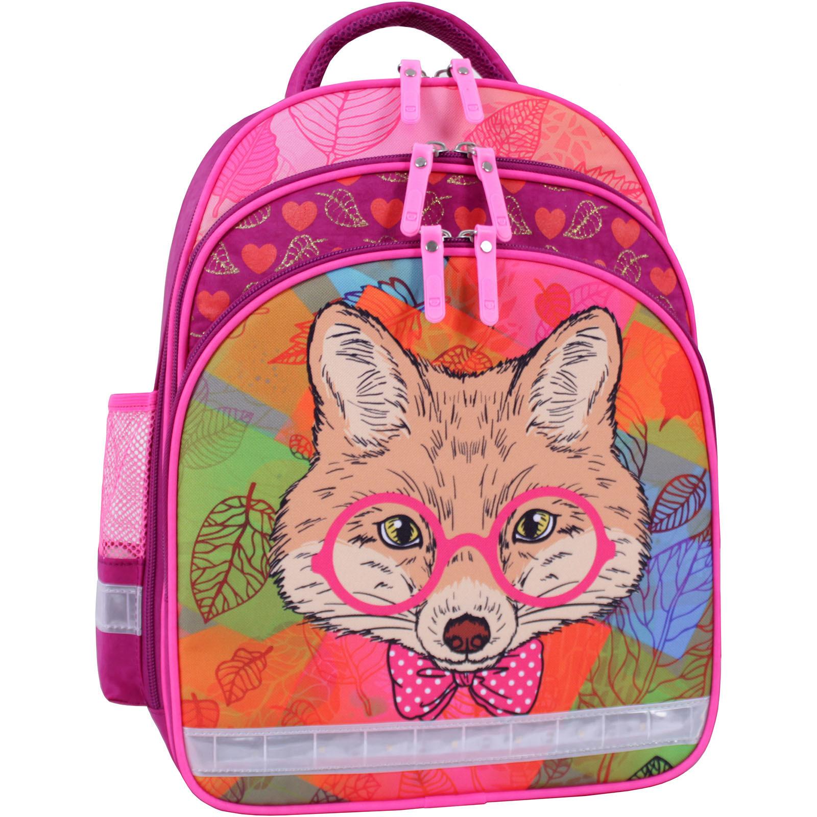 Детские рюкзаки Рюкзак школьный Bagland Mouse 143 малиновый 512 (0051370) IMG_9761_суб.512_.JPG