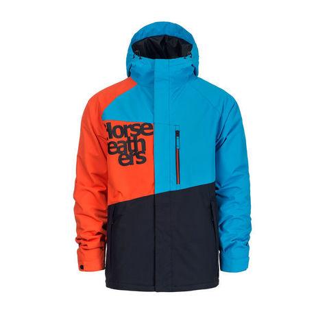 Куртка HORSEFEATHERS М CLAPTON JACKET (blue)