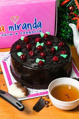 Торт №1 Черри кейк