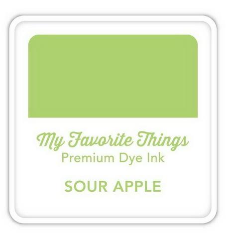 Чернильная подушечка My Favorite Things - SOUR APPLE