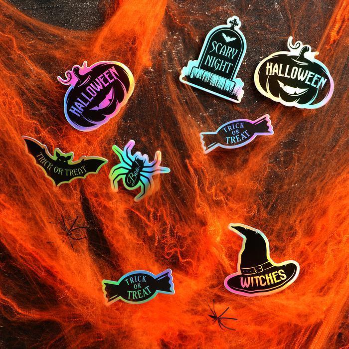 Карнавальный набор Witches, паутина, декор фото № 2