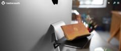 Полка Twelve South BackPack для iMac (крепится на ноге), черный