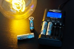Аккумуляторы NiMH Max-E, AA (1.2V, 2500mAh) 2шт.