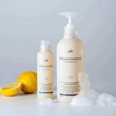 Бессульфатный шампунь с эфирными маслами Lador Triplex Natural Shampoo