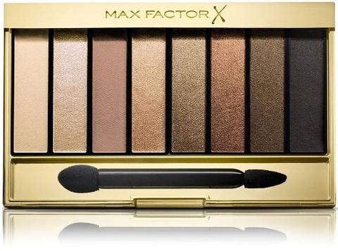 Max Factor Masterpiece Nude Palette Палетка для век №02 Golden Nudes