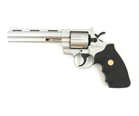 Страйкбольный револьвер Galaxy G.36S пластиковый, пружинный