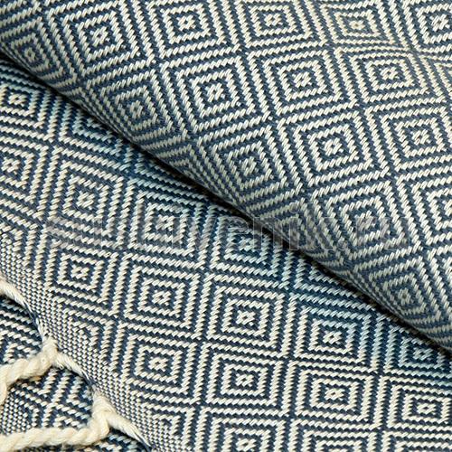 Пештемаль Мозаика (синий)