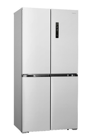 Холодильник HIBERG RFQ-490DX NFW
