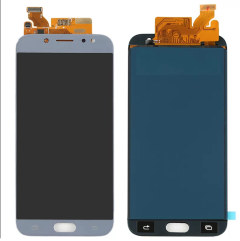 LCD SAMSUNG J7(2017) J730 + Touch Blue OLED