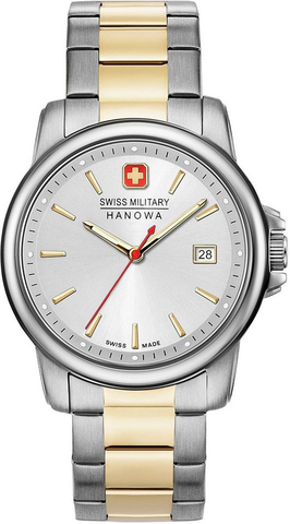 Часы мужские Swiss Military Hanowa 06-5230.7.55.001 Swiss Soldier-Recruit