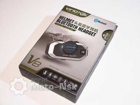 Мото Bluetooth-гарнитура Vimoto V8