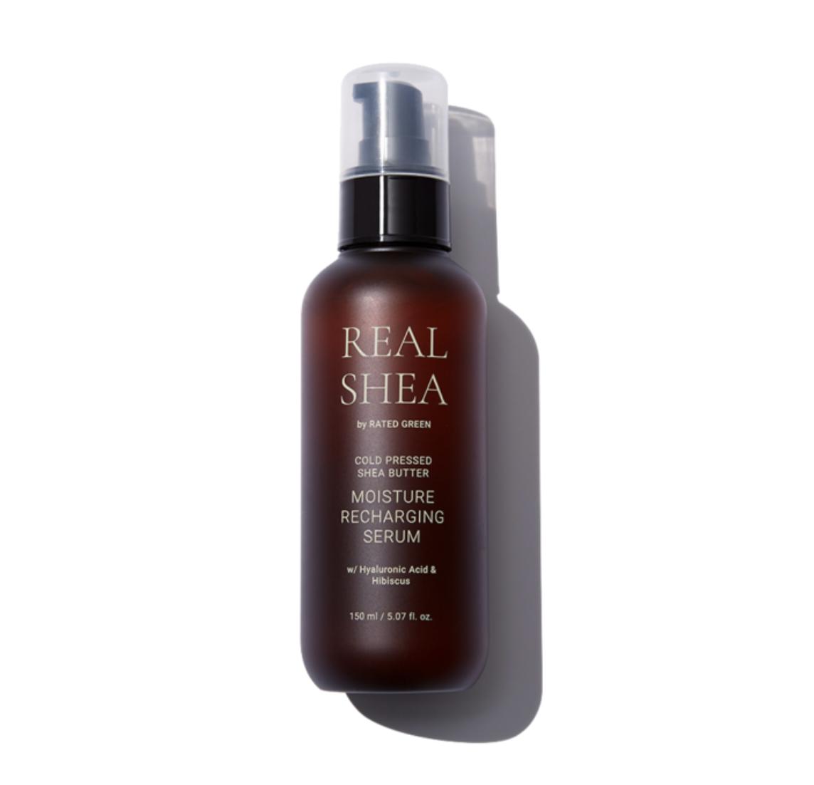 Сыворотка для волос Rated Green Real Shea Moisture Recharging Hair Serum 150 мл