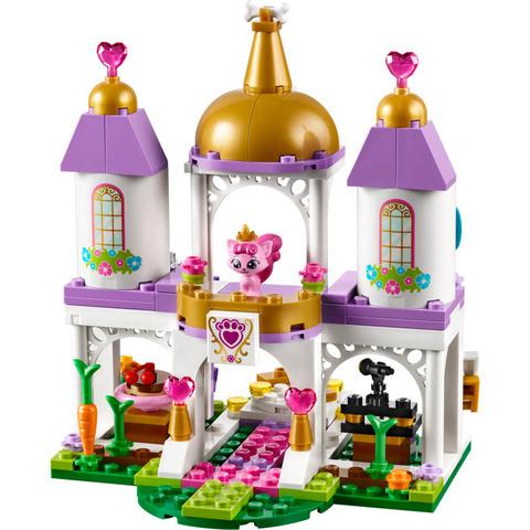 LEGO Disney Princess: Королевские питомцы: Замок 41142 — Palace Pets Royal Castle — Принцессы Диснея Лего