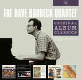 The Dave Brubeck Quartet / Original Album Classics (5CD)