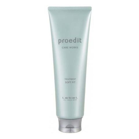 Lebel Proedit Soft Fit Treatment - Маска для жестких и непослушных волос