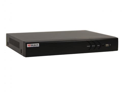 Видеорегистратор HiWatch DS-N304P(B)