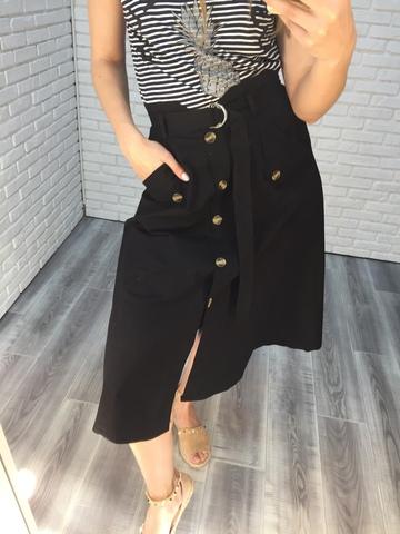 черная летняя юбка nadya