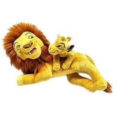 Король Лев мягкие игрушки Муфаса и Симба