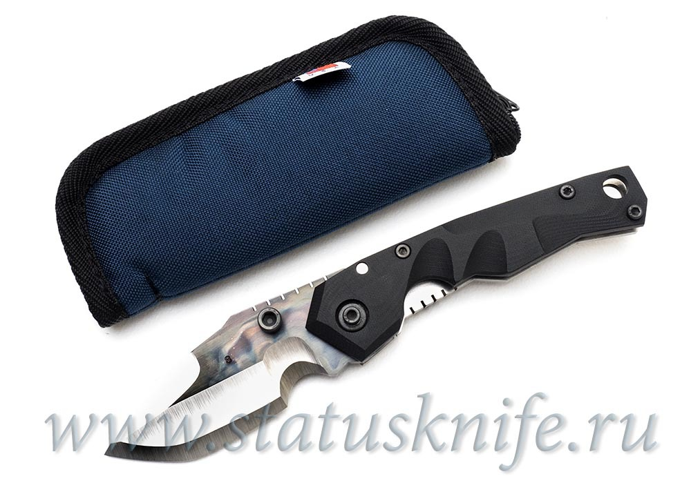 Нож Dwaine Carrillo Tripwire Model 8 Spearpoint Кастом - фотография