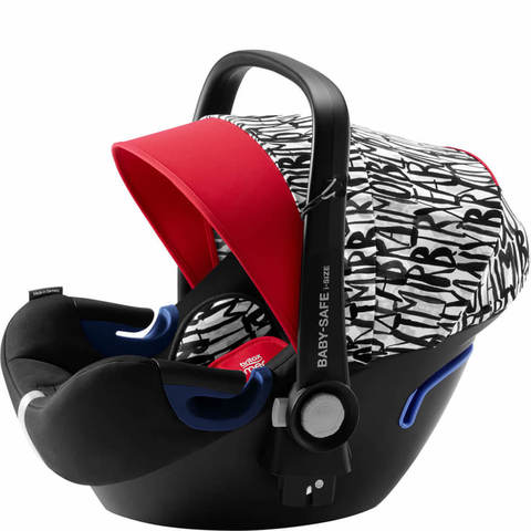 Автокресло Britax Roemer Baby-Safe2 i-Size Letter Design