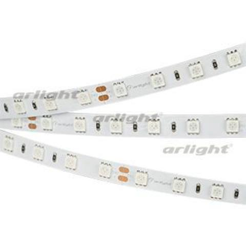Лента RT 2-5000 24V Yellow 2x (5060, 300 LED, LUX) | 1м.