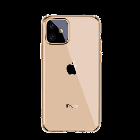 Baseus / Чехол для iPhone 11 Simplicity | Золото