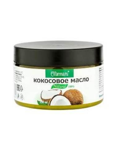 Масло косметическое кокосовое, 250 мл
