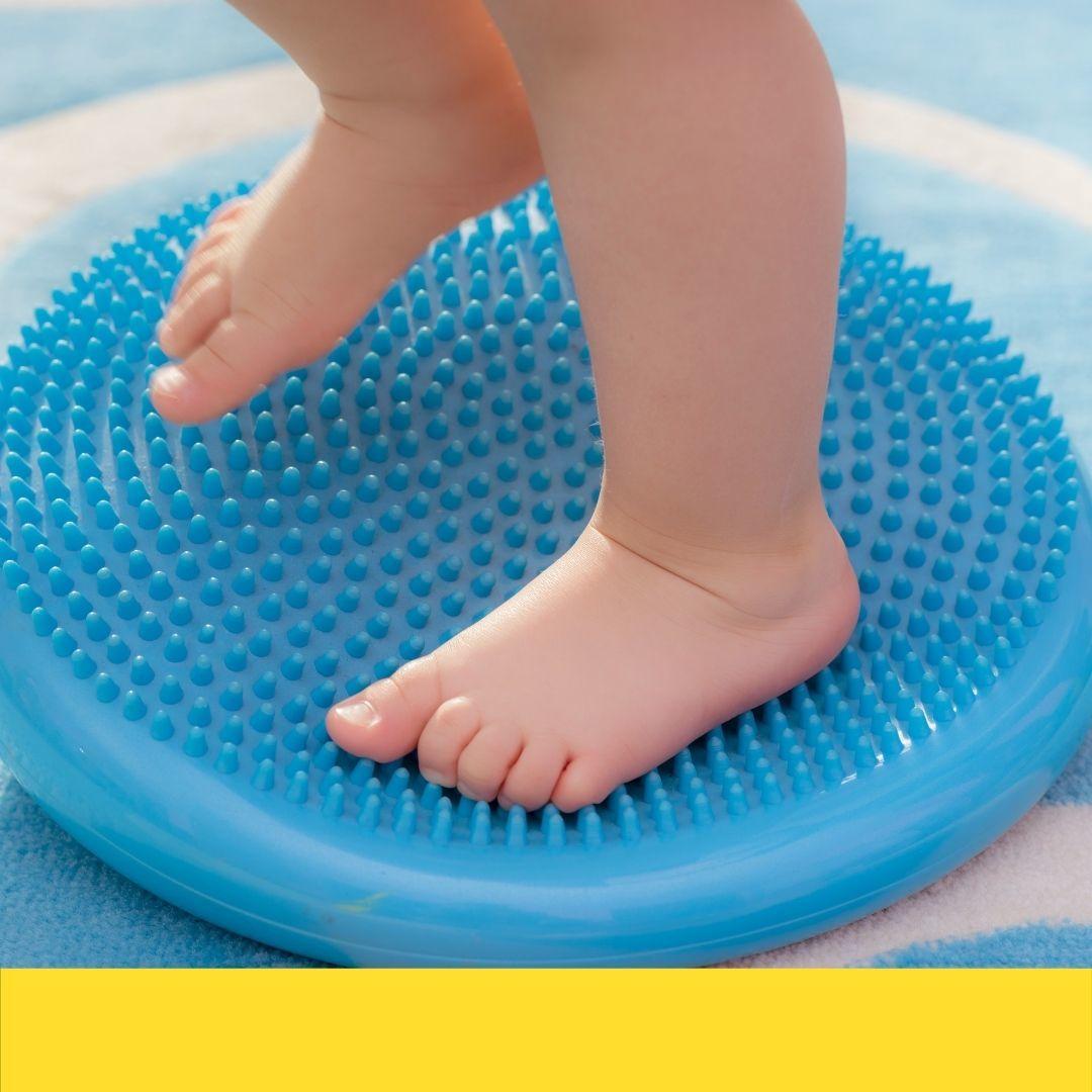 Воздушная подушка для фитнеса