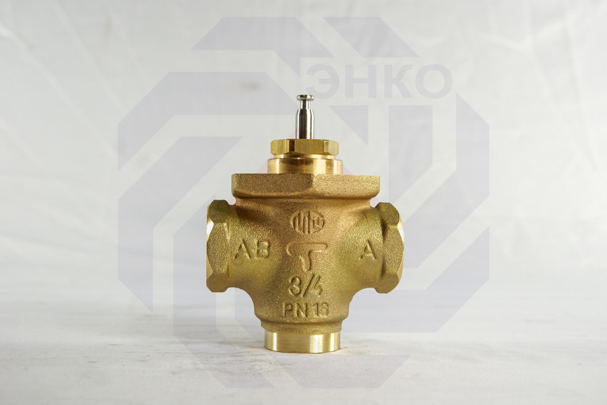 Клапан регулирующий двухходовой MUT MK DN 20
