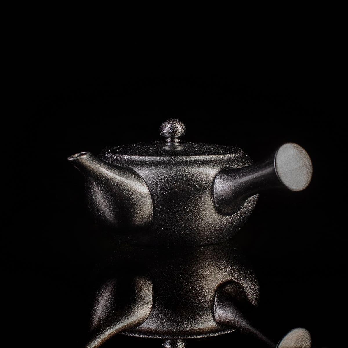 Чайник кусю «Серебро», 400 мл.