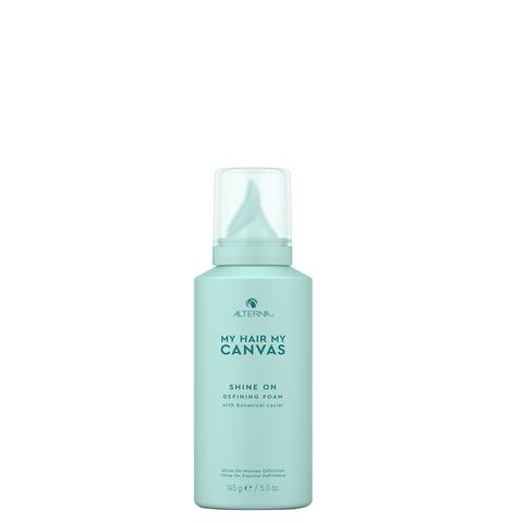 Alterna Объемная пена для придания волосам гладкости и блеска с экстрактом растительной икры MHMC Canvas Shine On Defining Foam