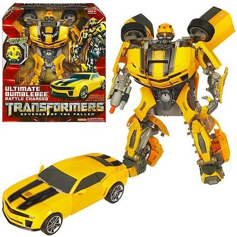 Transformers Revenge of the Fallen Ultimate Bumblebee