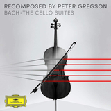 Peter Gregson / Recomposed By Peter Gregson - Bach: The Cello Suites (3LP)