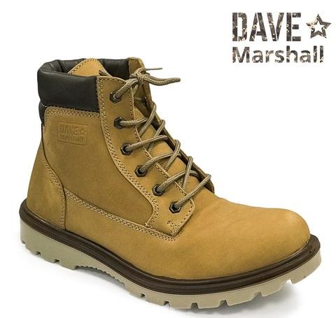 Ботинки кожаные DAVE MARSHALL OREGON Y-6