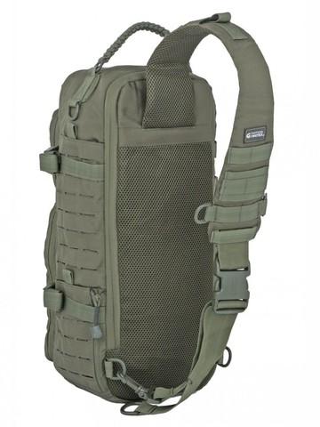 Однолямочный тактический рюкзак Gongtex Assault Sling Bag -Олива