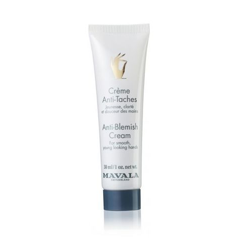 MAVALA | Крем против пигментных пятен / Anti-Blemish Cream for hands, (30 мл)