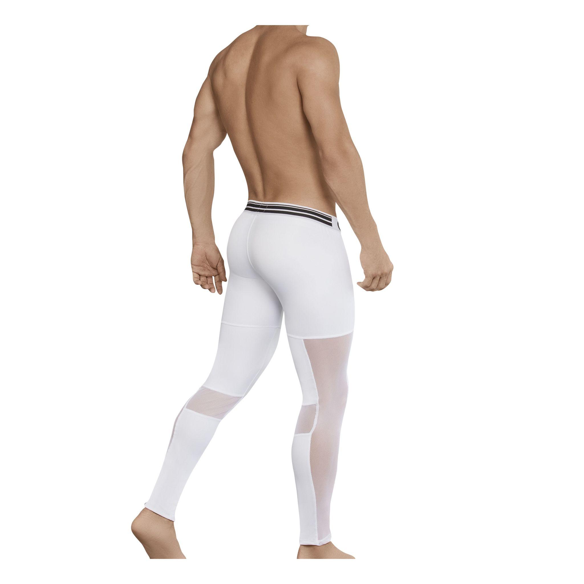 Мужские кальсоны белые Clever Colossal Long Pant 031301