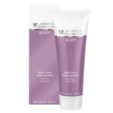 Janssen Body: Anti-age эмульсия для тела с фитоэстрогенами (Body Lotion Isoflavonia)