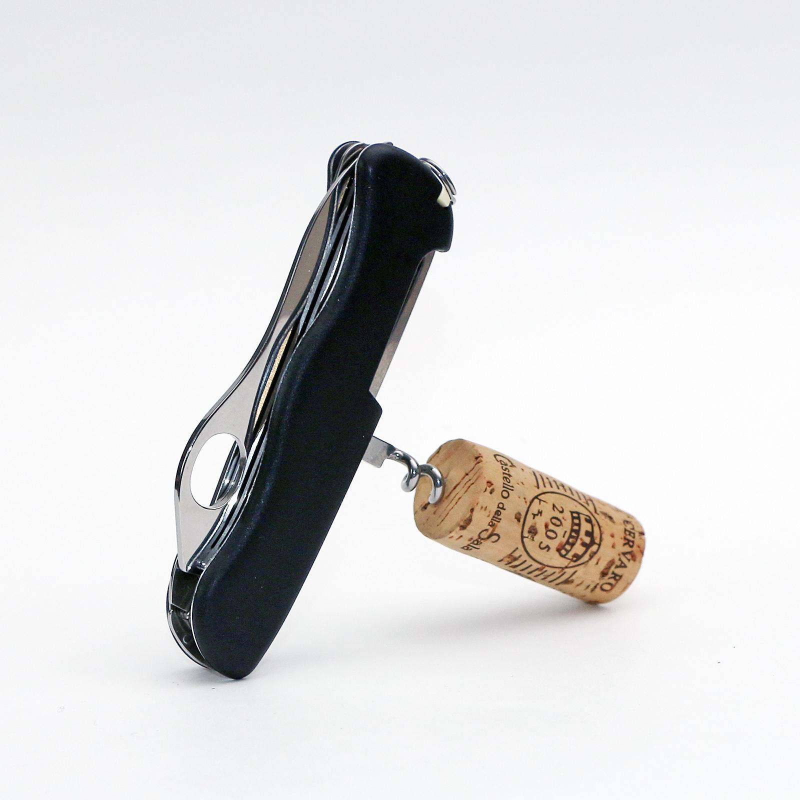 Forester One Hand Black Victorinox (0.8363.MW3)