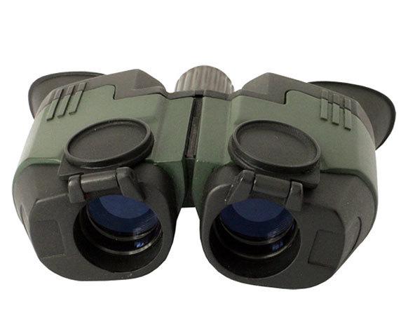Бинокль Yukon Sideview 8x21 - объективы с крышками
