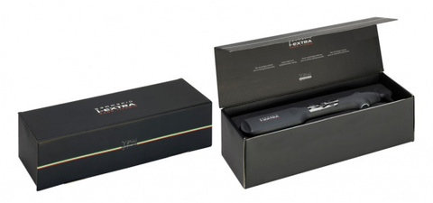 Щипцы Gamma Piu Extra Pro LCD Titanium, 25х89 мм, 50 Вт
