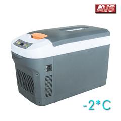 Холодильник автомобильный AVS CC-22WAC (22л 12В/24В/220В)