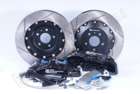 Brake system HP Brakes (Front axle, D18, 6 pistons, disc 365x34mm)